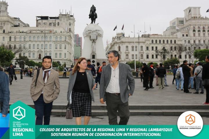 Reunón CAP Regional Lima con CAP Regional Lambayeque (1)