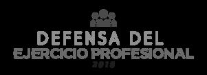 DEFENSA DEL EJERCICIO PROFESIONAL