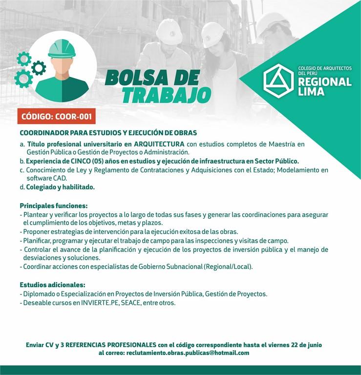 Buzon Laboral - Estado Peruano 1