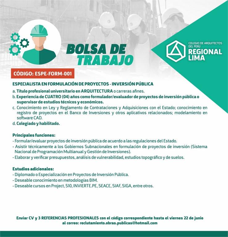 Buzon Laboral - Estado Peruano 3