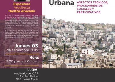 Hebron, ciudad monumental en rehabilitación urbana