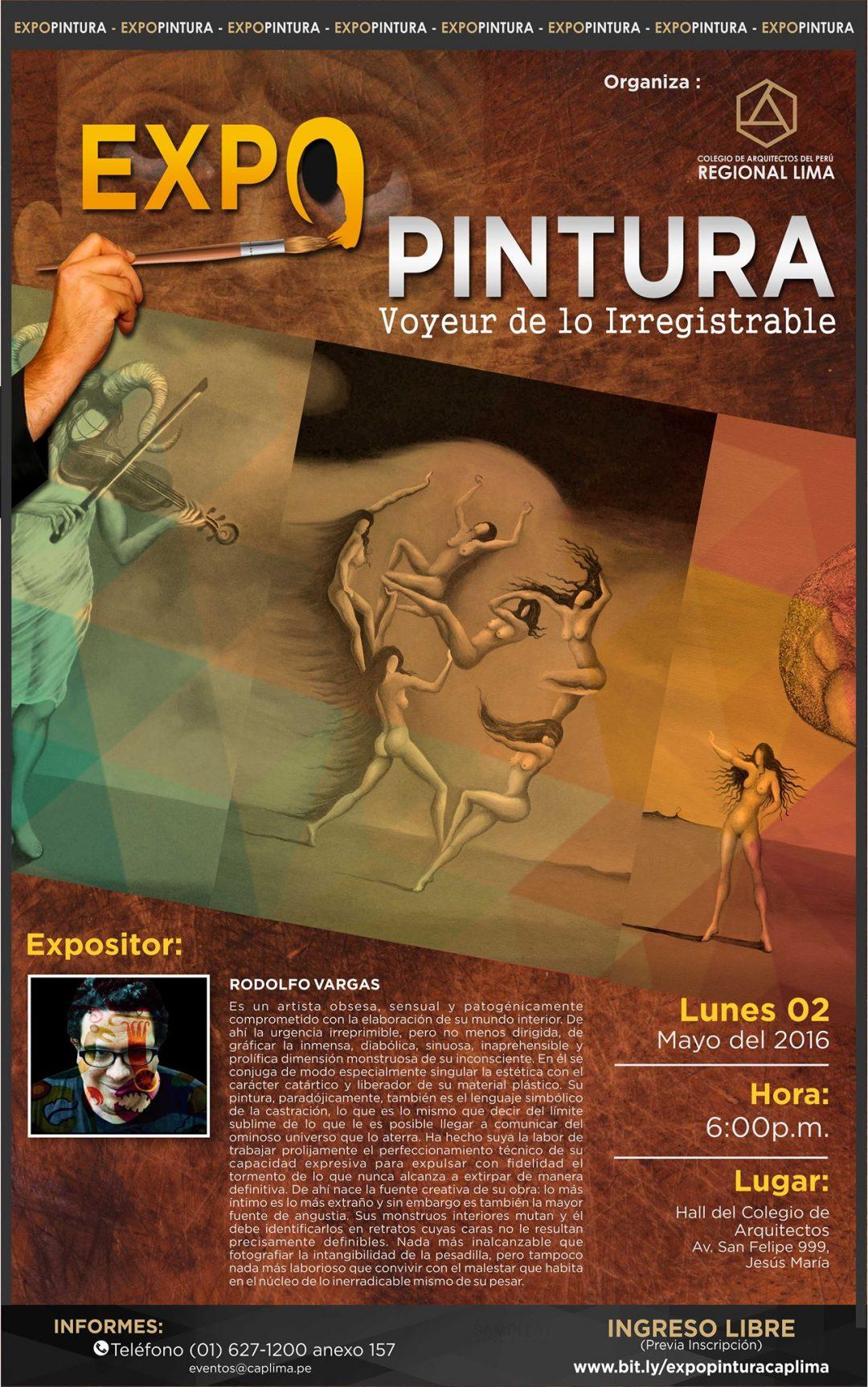 Expo Pintura