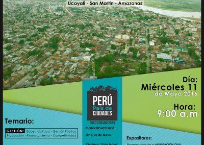 Ciudades al futuro – Sede Iquitos