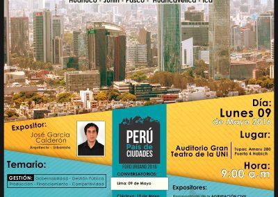 Ciudades al futuro – Sede Lima