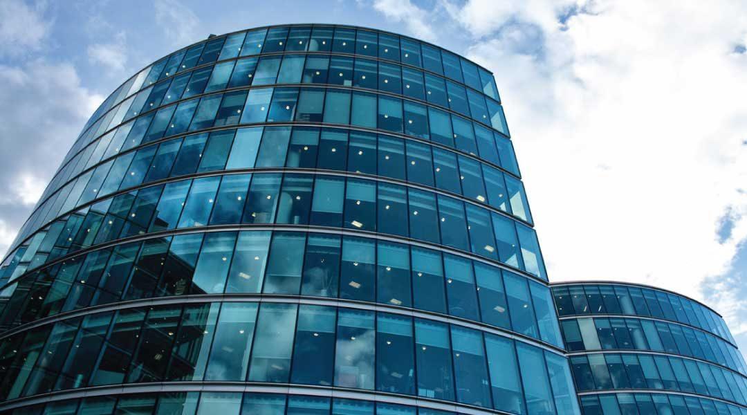 El mercado del vidrio para la construcción
