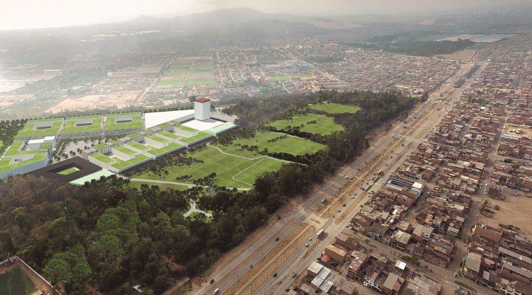 Consejo Metropolitano aprueba cambio de zonificación para construir Villa Panamericana