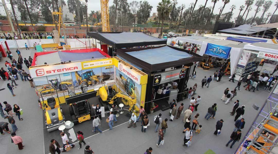 550 expositores estarán en el evento más importante del sector de la construcción en Lima – Excon 2016