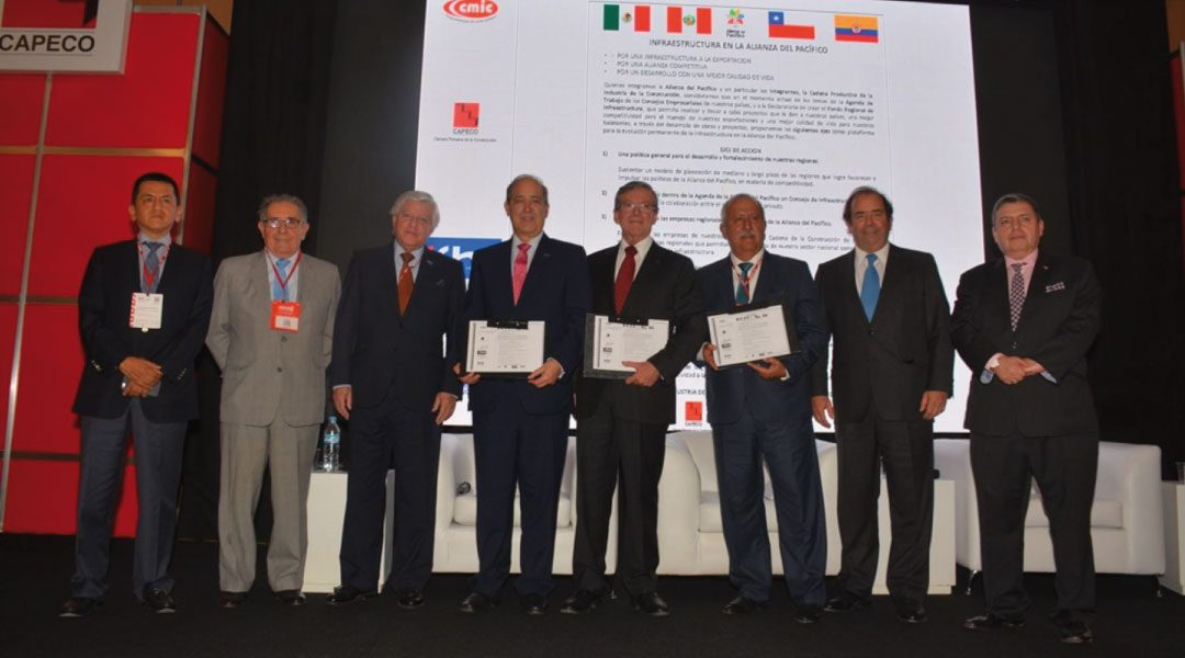 Países de la Alianza del Pacífico crean Fondo Regional de Infraestructura