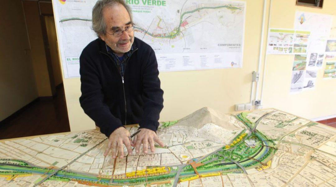 Cantagallo: Arquitecto Augusto Ortiz de Zevallos proyectista de Río Verde responde versión de comuna