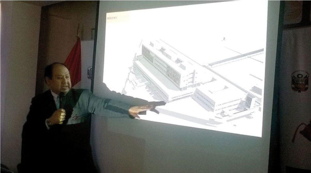 Gobierno regional envía segundo entregable del nuevo hospital de Tacna al Minsa