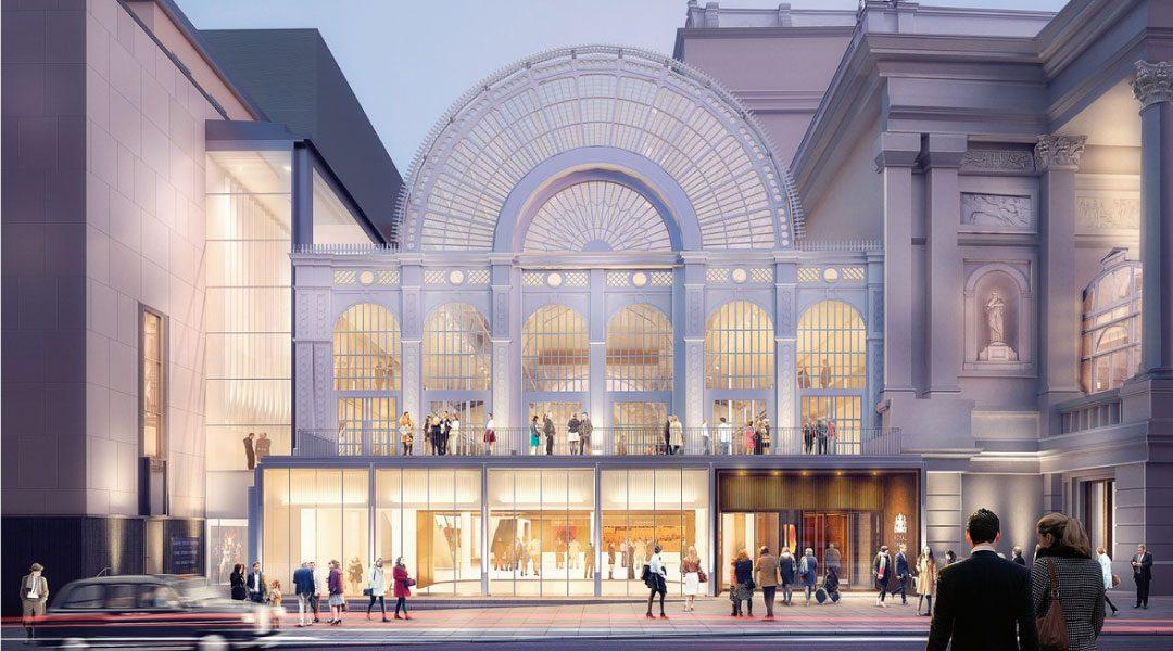 Stanton Williams presenta nuevas imágenes de su renovación de la Royal Opera House de Londres