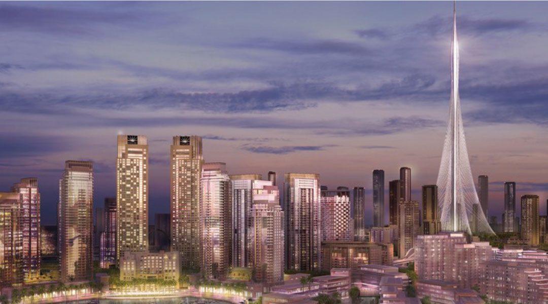 Calatrava inicia construcción de 'The Tower', el rascacielos más alto del mundo en Dubai