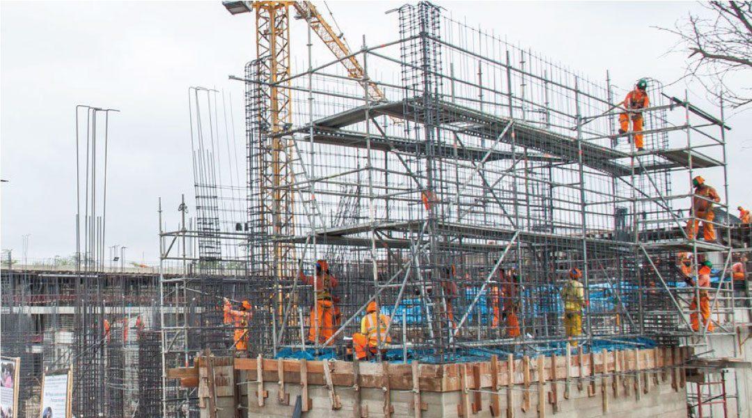 Capeco proyecta crecimiento de la construcción del 1% al cierre del año
