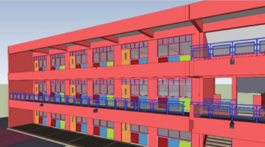 Construirán moderno colegio para 1,500 escolares de Lima Norte