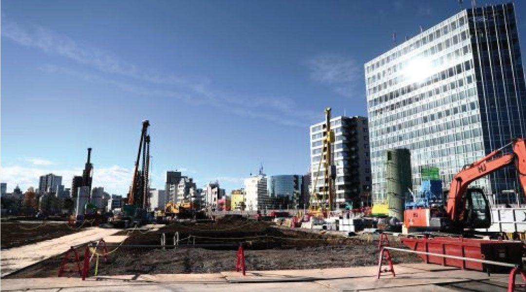 Tokio empieza a construir su principal estadio olímpico de US$ 1,290 millones para 2020