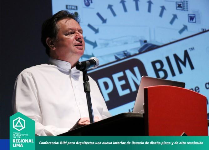 CONFERENCIA BIM PARA ARQUITECTOS – DEMOSTRACIÓN GRATUITA DEL SOFTWARE