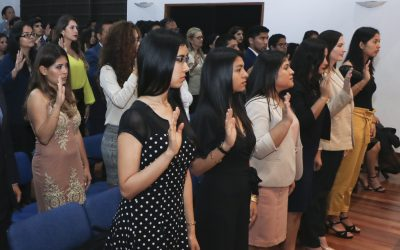 Ceremonia de Colegiatura | 18 diciembre 2018