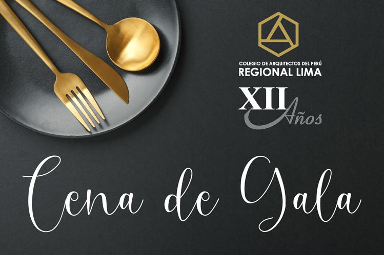 Cena de Confraternidad XII Aniversario de la Institución del día de la Regional Lima – NotiCAPLima 104-2019