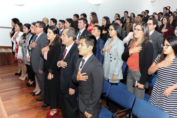 Ceremonia de Colegiatura | 15 octubre 2019