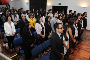 Ceremonia de Colegiatura | 05 noviembre 2019