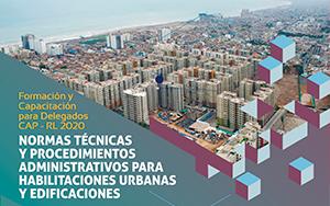 Seminario de Formación y Capacitación para Delegados CAP-Regional Lima 2020 – Viernes 24 de enero