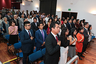 Ceremonia de Colegiatura | 21 de enero de 2020
