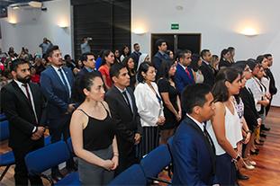 Ceremonia de Colegiatura | 14 de enero de 2020