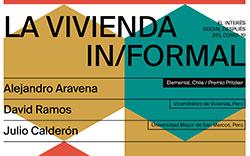 2.° Conversatorio La Vivienda In/Formal El Interés Social después del COVID-19