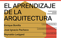 4.° Conversatorio El Aprendizaje de la Arquitectura