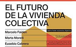 5.° Conversatorio El Futuro de la Vivienda Colectiva