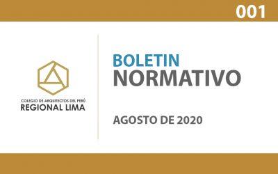 Normas de Interés publicadas en el Diario Oficial El Peruano