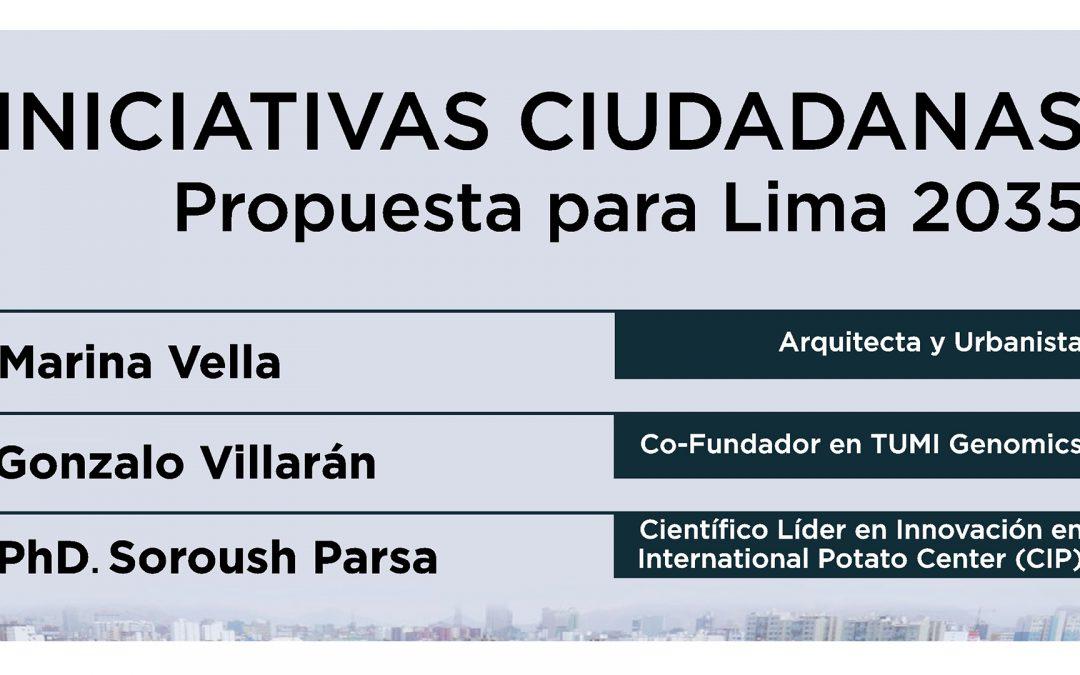 Conversatorio: Iniciativas Ciudadanas | NotiCAPLima 180-2020