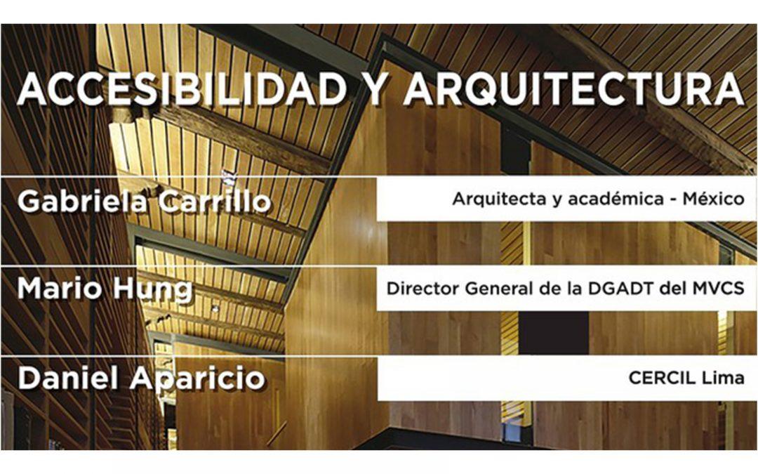 Accesibilidad y Arquitectura