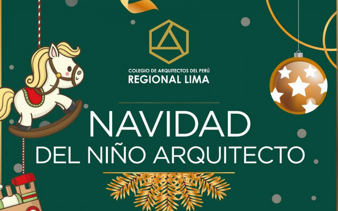 Navidad del Niño Arquitecto CAP – RL | NotiCAPLima 253-2020