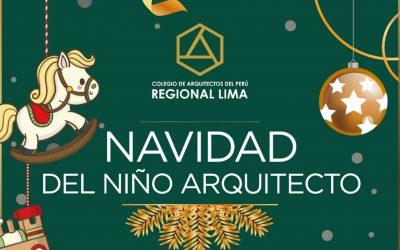 Navidad del Niño Arquitecto CAP – RL   NotiCAPLima 253-2020