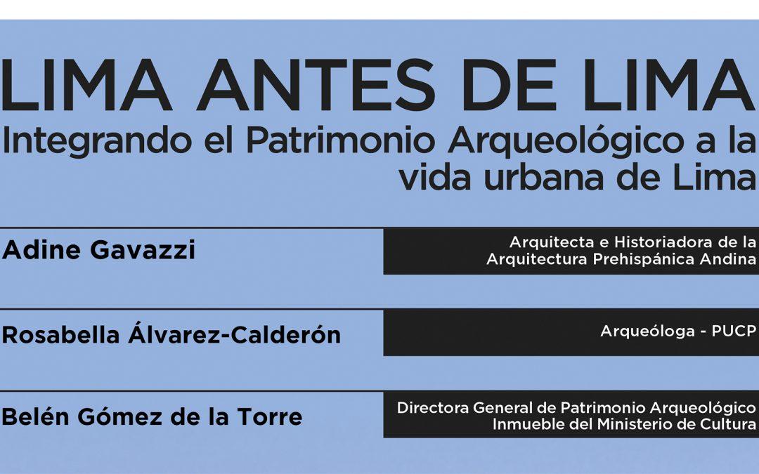 Conversatorio: Lima antes de Lima | NotiCAPLima 002-2021