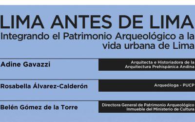 Conversatorio: Lima antes de Lima   NotiCAPLima 002-2021