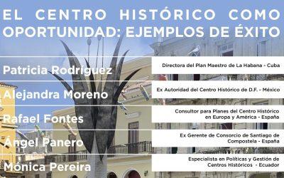 Conversatorio: El Centro Histórico como Oportunidad: Ejemplos de Éxito   NotiCAPLima 22-2021