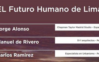 El Futuro Humano de Lima | 18 Diciembre