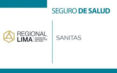 Seguro de Salud SANITAS | NotiCAPLima 044-2020
