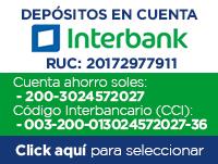 Operaciones en Interbank