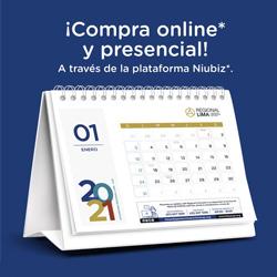 Calendario CAP RL 2021