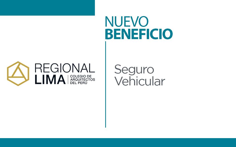 Nuevo Beneficio CAP – RL: Seguro Vehicular | NotiCAPLima 116-2021
