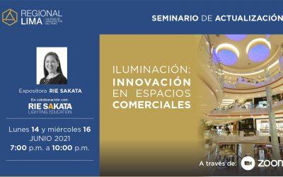 Seminario de Actualización Iluminación: Innovación en Espacios Comerciales