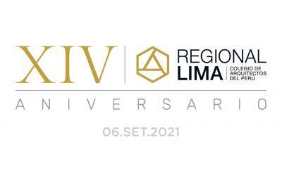 Programa General XIV Aniversario CAP Regional Lima